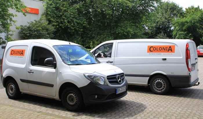 Service und Wartung Colonia Elektromontagen