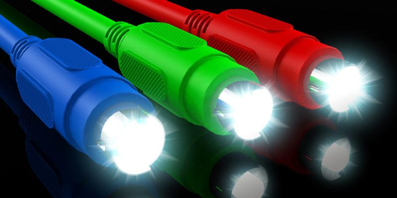 Lichtwellenleitertechnik